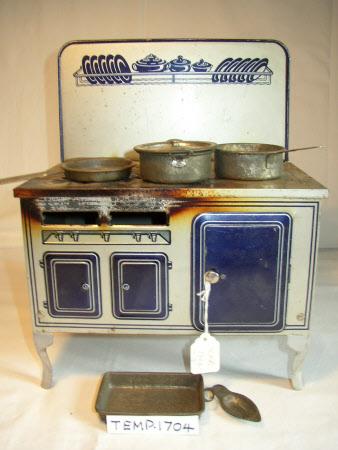 Toy stove