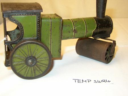 Toy steamroller