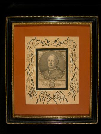 Pope Pius VI (Giovanni Angelo Braschi) (1717-1799)