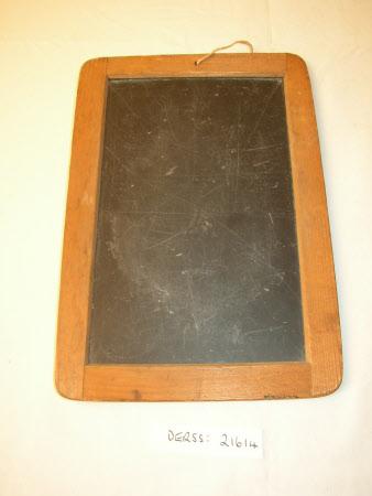 Writing slate