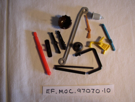 Miscellaneous toy accessories
