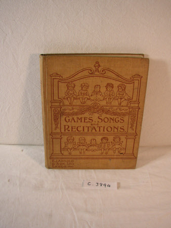 Games, Songs, and Recitations, for the kindergarten, the school, and entertainment. Edited by A. ...