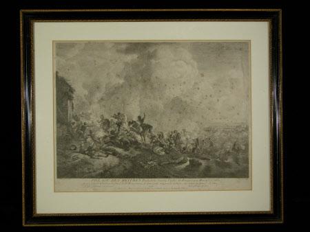 Pillage des Reitres (after Philips Wouverman)