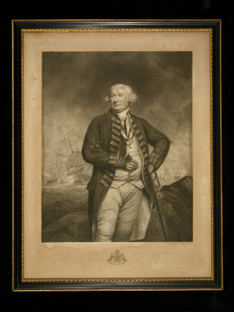 Admiral Thomas Graves, 1st Baron Graves KB (1725–1802) (after James Northcote)