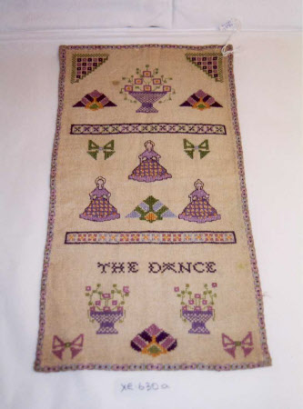 Sampler, The Dance