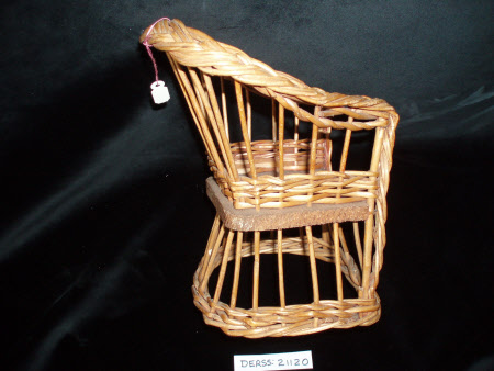 Doll's chair