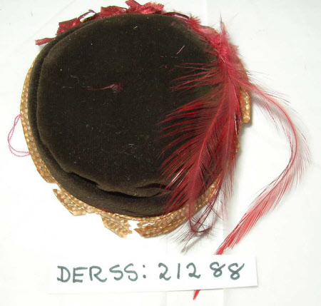 Doll's hat