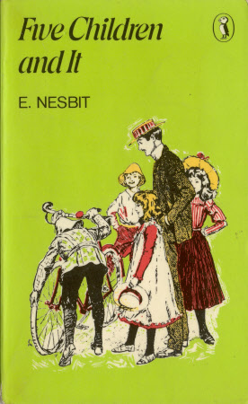 Five children and It [by] E. Nesbit ; with illustrations by H.R. Millar.