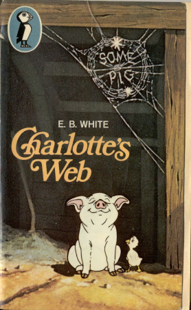 Charlotte's web [by] E.B. White ; illustrated by Garth Williams.