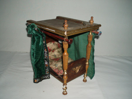 Doll's house bed