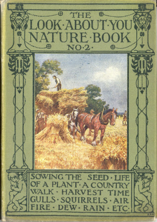 "The ""look about you"" nature study books by Thomas W. Hoare."