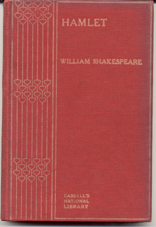 Hamlet, by William Shakespeare. With an introduction by Henry Morley