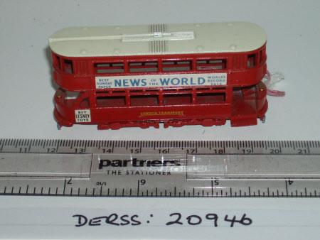 Toy tram