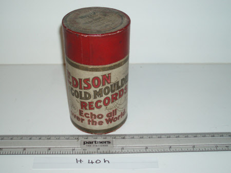 Cylinder record