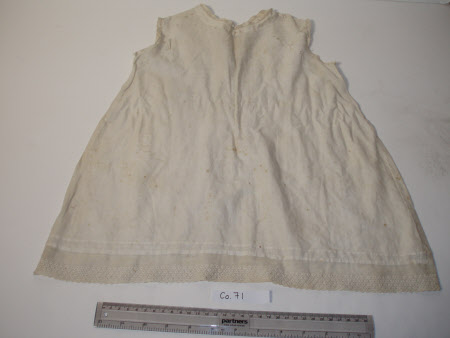 Child's petticoat