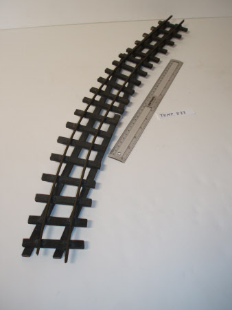 Toy railway track