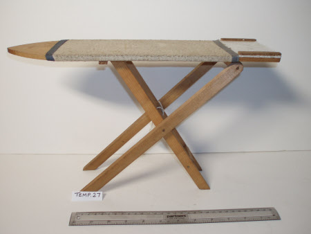 Doll's ironing board