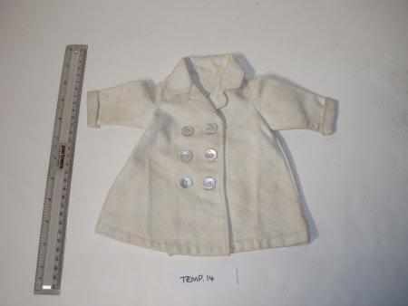 Doll's coat
