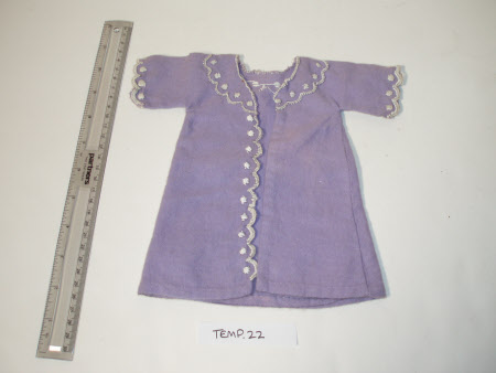 Doll's dressing gown