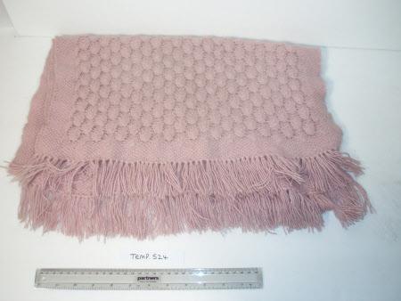 Doll's shawl