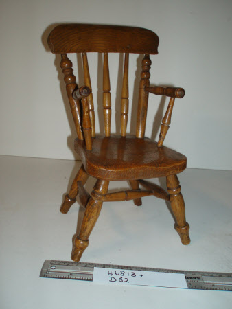 Doll's chair