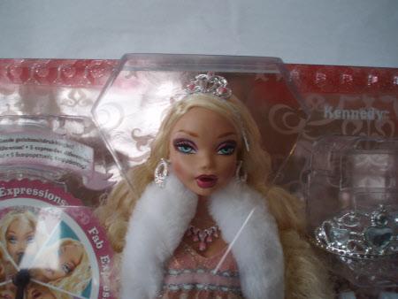 Plastic doll