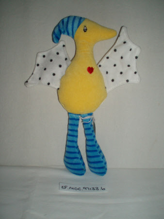 Toy bird