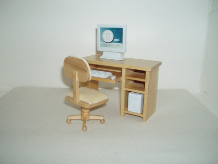 Doll's house computer