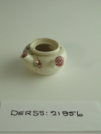 Doll's house teapot