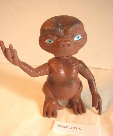 E.T. figure