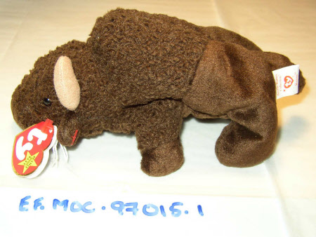 Toy buffalo