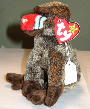 Toy baboon
