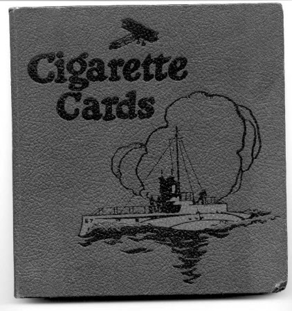 Cigarette/ Cards