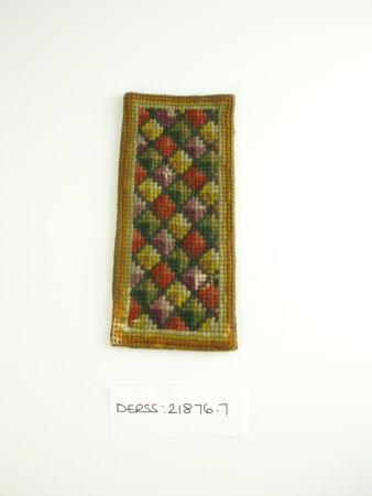 Doll's house mat
