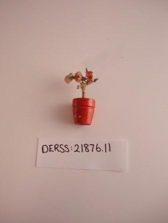Doll's house pot plant