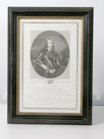 King Charles I (1600-1649) (after Sir Anthony Van Dyck)