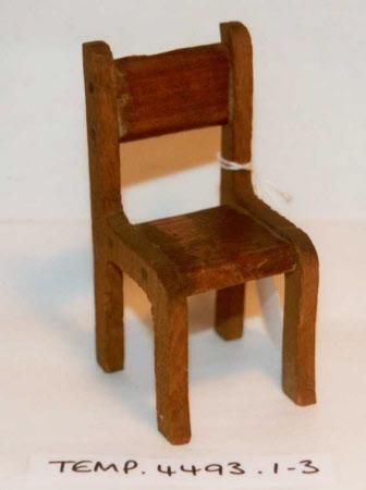 Doll's house chair