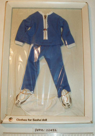 Doll's tracksuit