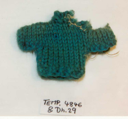 Doll's jumper