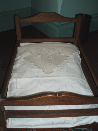 Doll's pillow