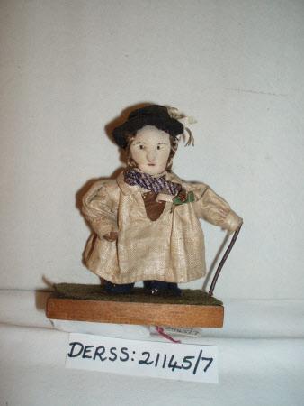 Wishbone doll