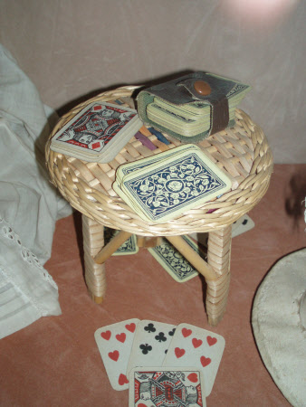 Doll's table