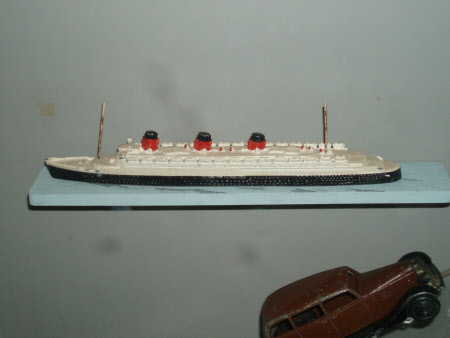 Toy ship