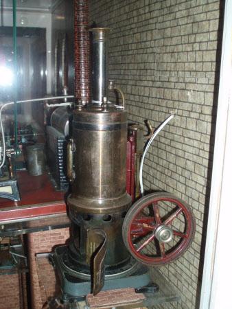 Steam toy