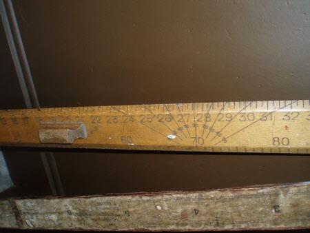 Teacher's ruler