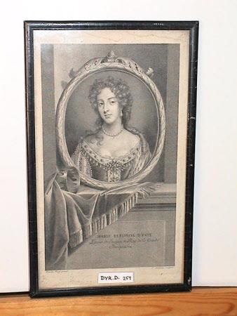 Queen Mary (of Modena) (1658-1718) (after Adriaen van der Werff)