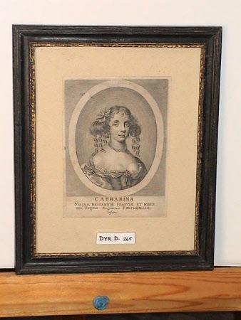 Queen Catherine (of Braganza) (1638-1705)