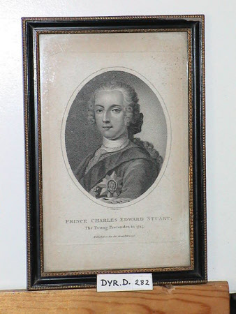 Prince Charles Edward Stuart 'The Young Pretender' (1720-1788) (after Sir Robert Strange)