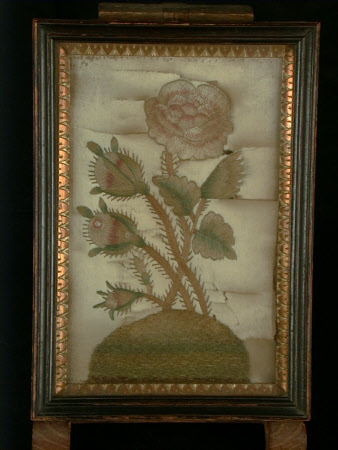 Needlework picture