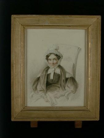Isabella Pye, Mrs George William Blathwayt (c. 1753)